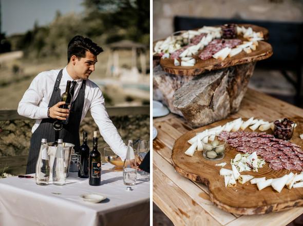 Tuscany Wedding - фото №30