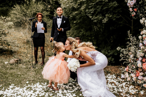 Tuscany Wedding - фото №49