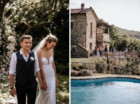 Tuscany Wedding - фото №61