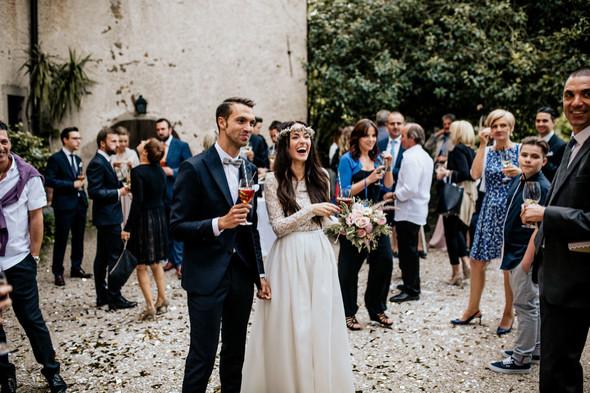 Wedding in Italy - фото №48