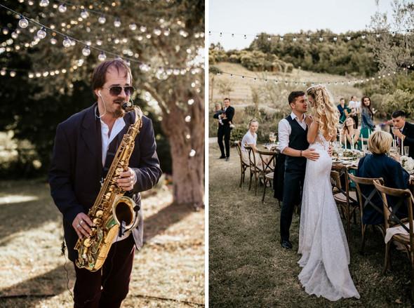 Tuscany Wedding - фото №77