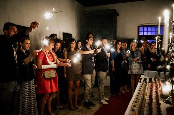 Wedding in Italy - фото №93