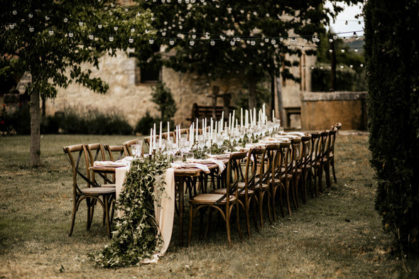 Tuscany Wedding - фото №67