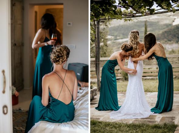 Tuscany Wedding - фото №25