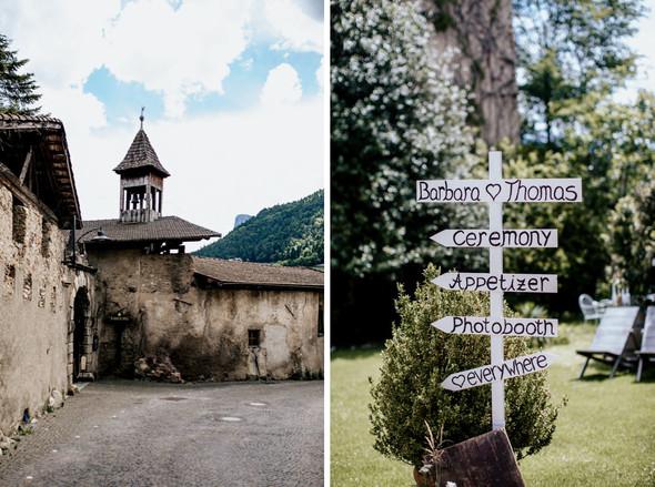 Wedding in Italy - фото №2