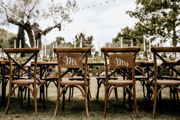 Tuscany Wedding - фото №68