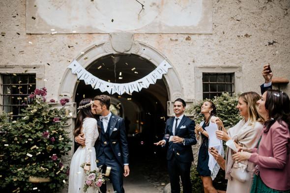 Wedding in Italy - фото №44