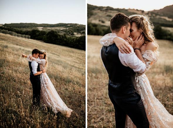 Tuscany Wedding - фото №86