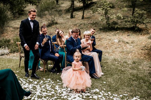 Tuscany Wedding - фото №48