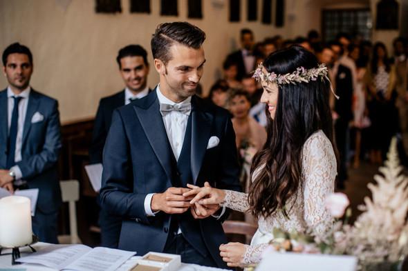 Wedding in Italy - фото №38