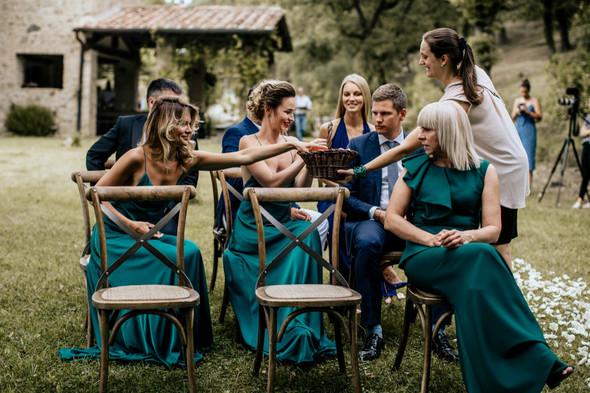 Tuscany Wedding - фото №41