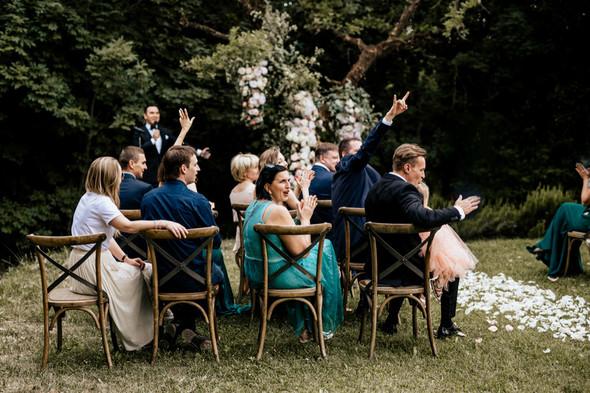 Tuscany Wedding - фото №44