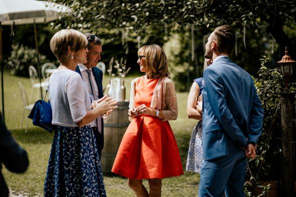 Wedding in Italy - фото №23