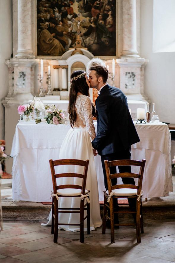 Wedding in Italy - фото №39