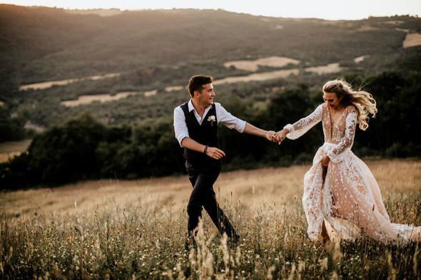Tuscany Wedding - фото №88