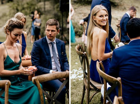 Tuscany Wedding - фото №42