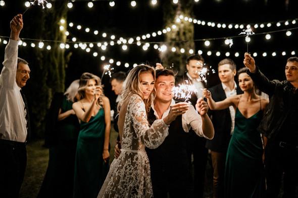 Tuscany Wedding - фото №97