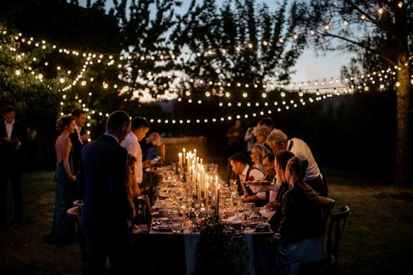 Tuscany Wedding - фото №92