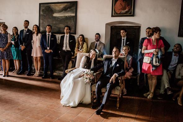 Wedding in Italy - фото №80