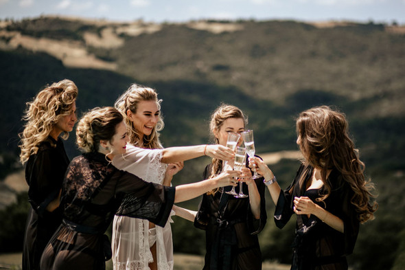 Tuscany Wedding - фото №15