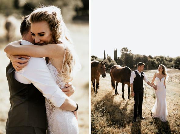 Tuscany Wedding - фото №65