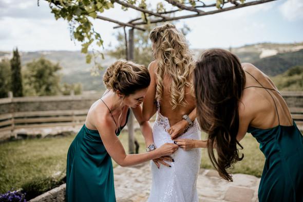 Tuscany Wedding - фото №26