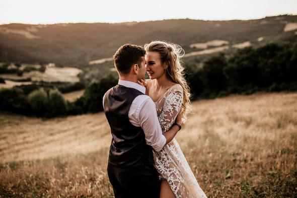 Tuscany Wedding - фото №87
