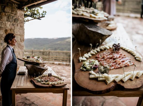 Tuscany Wedding - фото №31