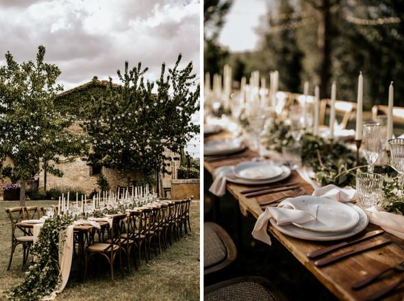 Tuscany Wedding - фото №69