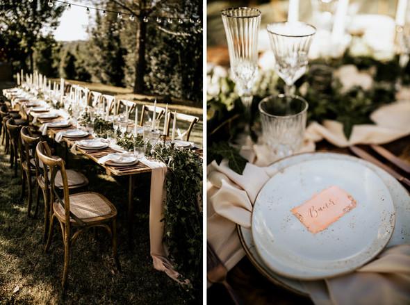 Tuscany Wedding - фото №71