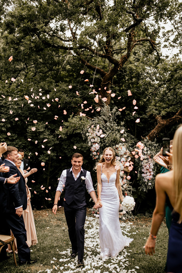 Tuscany Wedding - фото №53