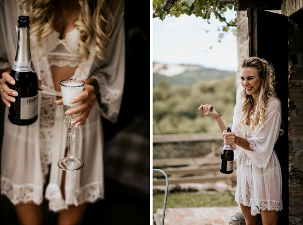 Tuscany Wedding - фото №24