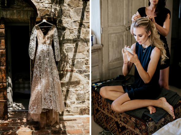 Tuscany Wedding - фото №3