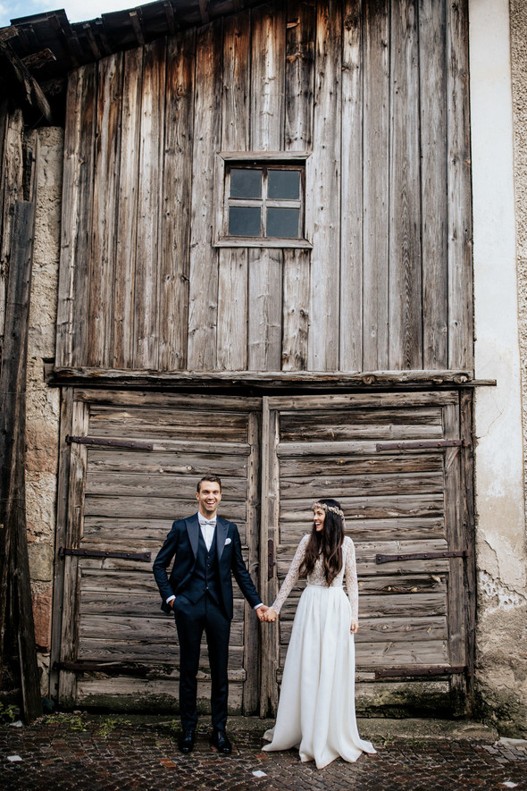 Wedding in Italy - фото №76