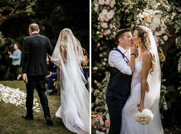 Tuscany Wedding - фото №45