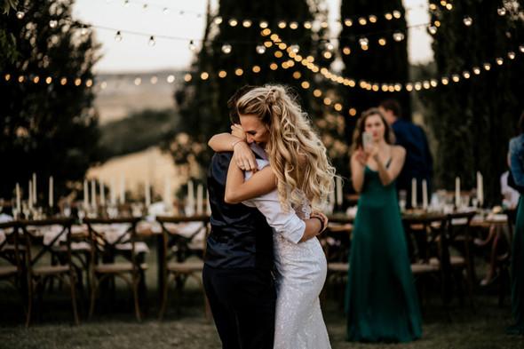 Tuscany Wedding - фото №81