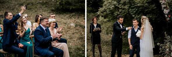 Tuscany Wedding - фото №47