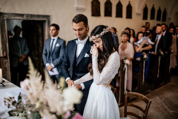 Wedding in Italy - фото №35