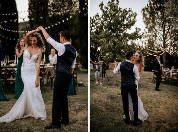 Tuscany Wedding - фото №82