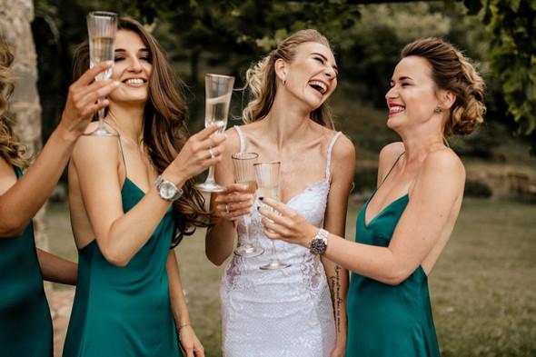 Tuscany Wedding - фото №28