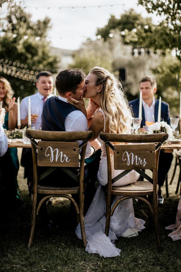 Tuscany Wedding - фото №74