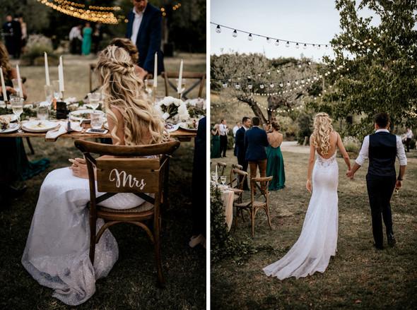 Tuscany Wedding - фото №78