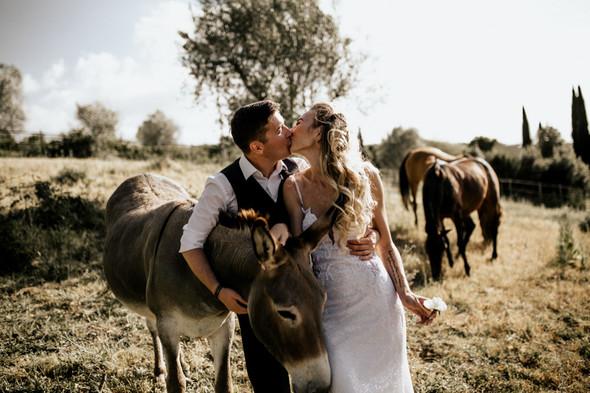 Tuscany Wedding - фото №64