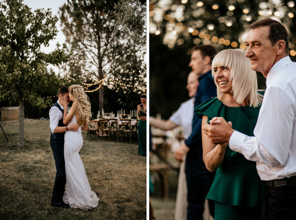 Tuscany Wedding - фото №80