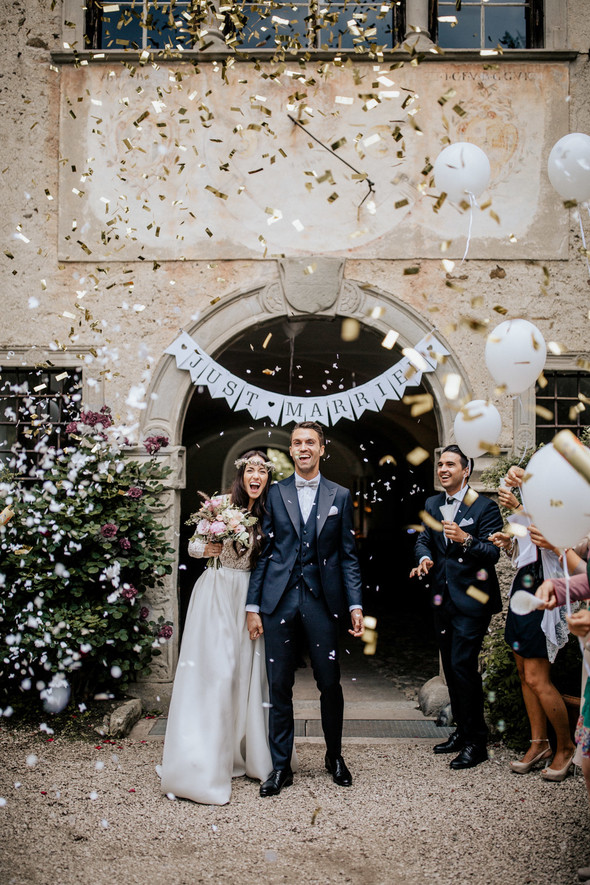 Wedding in Italy - фото №42