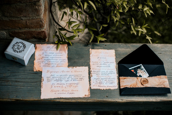 Tuscany Wedding - фото №5