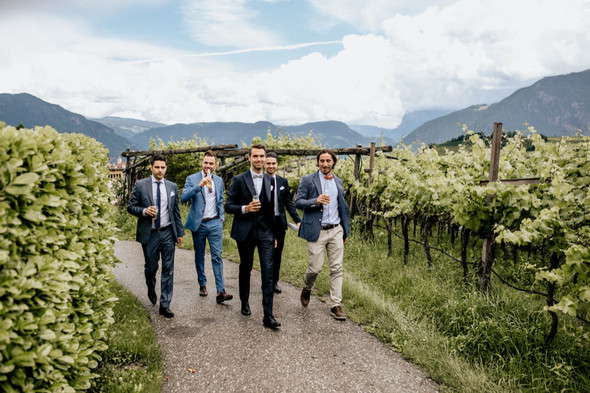 Wedding in Italy - фото №19