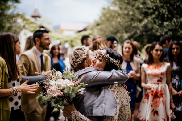 Wedding in Italy - фото №45