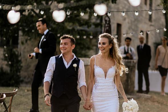 Tuscany Wedding - фото №72