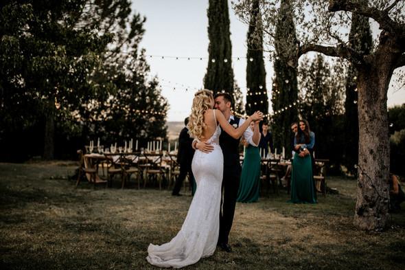 Tuscany Wedding - фото №79